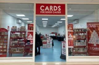 UK's largest charity Christmas card retailer kicks off festive season in Sunderland