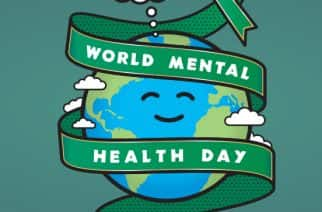 World Mental Health Day is about helping people feel safe and supported, and opening up the conversation around mental health in a de-stigmatised way.