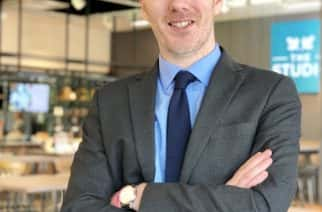 Lee Hall, head of UoS's School of Media and Communications.
