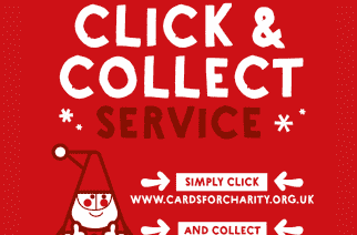 Cards For Good Causes to set up click and collect service in Sunderland