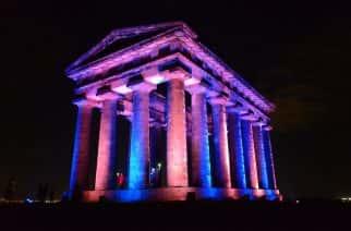Penshaw Monument.