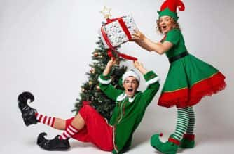 We love the NHS – but there's a new 'elf service' in town for Christmas!
