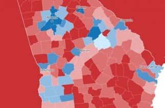 US ELECTION 2020: if Biden wins, it will be down to the city vote