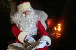 Beamish Museum to offer video calls to children from Father Christmas