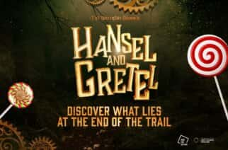 Hansel and Gretel show goes on in socially-distanced tent across region