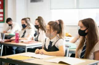 Mixed reactions to the possibility of pupils returning to school