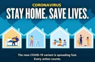 North East MP hits out on government's new coronavirus poster