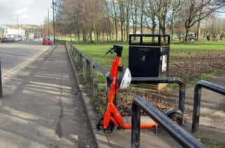Newcastle's e-scooter usage hours limited as midnight joyrides plague local residents