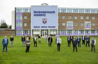 Student teachers step up to chalkface to help school's lockdown return