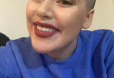 Student shaves head to raise money for eating disorder charity
