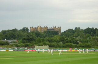 The Riverside in Durham - home of North East cricket.   Photo credit - wikicommons