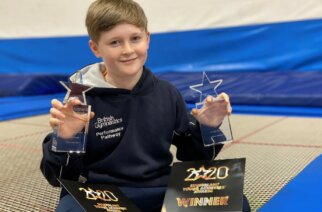 Nominations are now open for the Sunderland Young Achievers Awards: trampolinist Oliver Marshall was last year's winner.