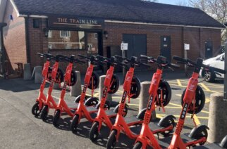 Neuron Mobility have launched an E Scooter trial in Sunderland
