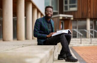 Kudz Munongi, Senior Lecturer in Accounting and Finance at Sunderland University Picture: DAVID WOOD
