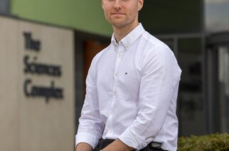 Dr Matthew Campbell, Principal Investigator in Human Metabolism Picture: DAVID WOOD