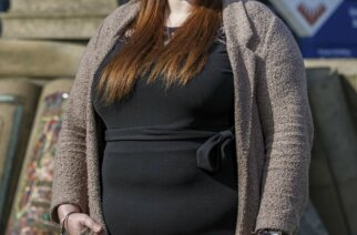 Sarah Chambers one of the first apprentice teachers to qualify from the University of Sunderland Picture: DAVID WOOD