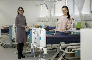 Celebrating our international nursing students on world nurses' day
