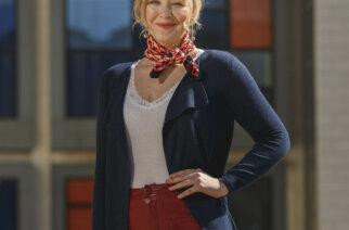 University of Sunderland student Paula Purgal Photo: David Wood