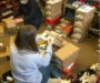 Marley Hill church group project donates 150 pairs of shoes to children